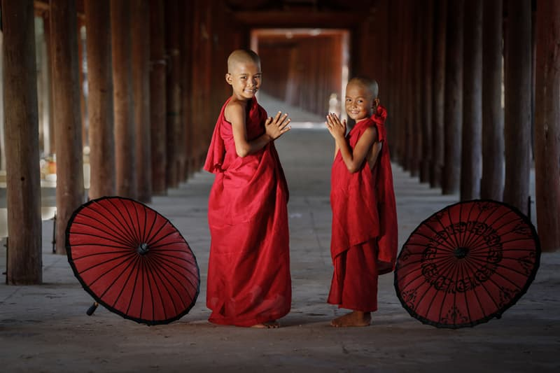 Geography Story: #4 Tibetan monks need permission to reincarnate