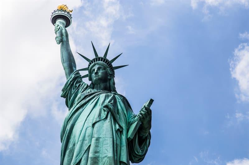 Nature Story: #8 Statue of Liberty