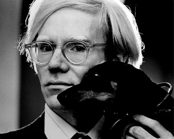 Society Story: Andy Warhol famous artists weird habits