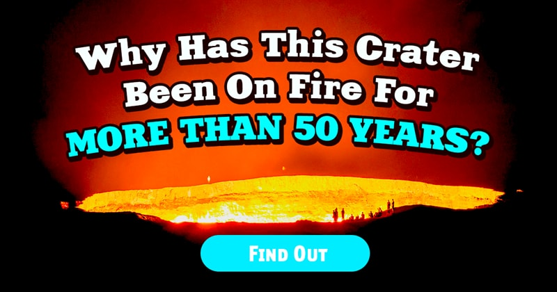 Geography Story: 7 places on Earth that are always on fire