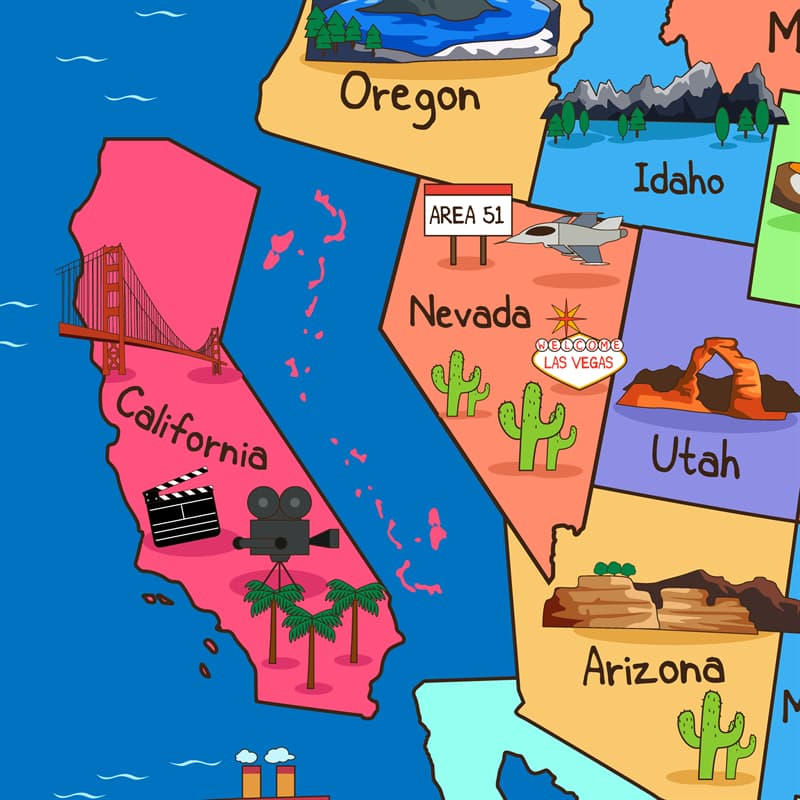 Science Story: #7 Welcome to the Californian islands