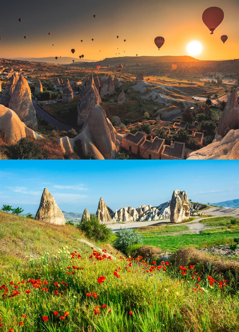 Geography Story: 3. Goreme National Park