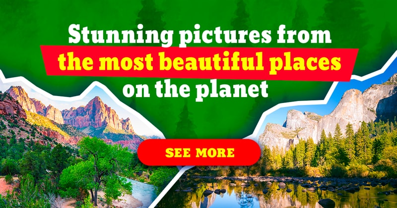 Geography Story: 12 awesome pictures from Earth's best national parks