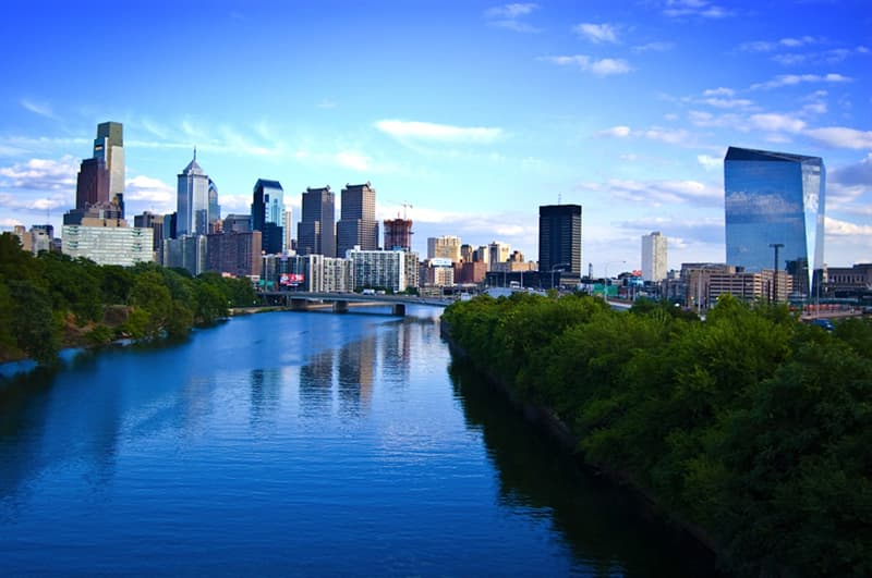 Geography Story: 2. The original capital of the United States was Philadelphia