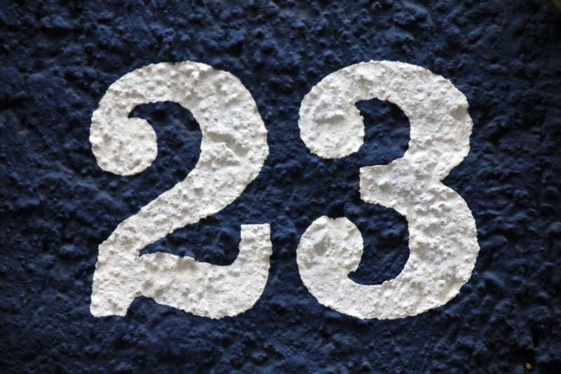 Culture Story: #5 The Craze for Number 23