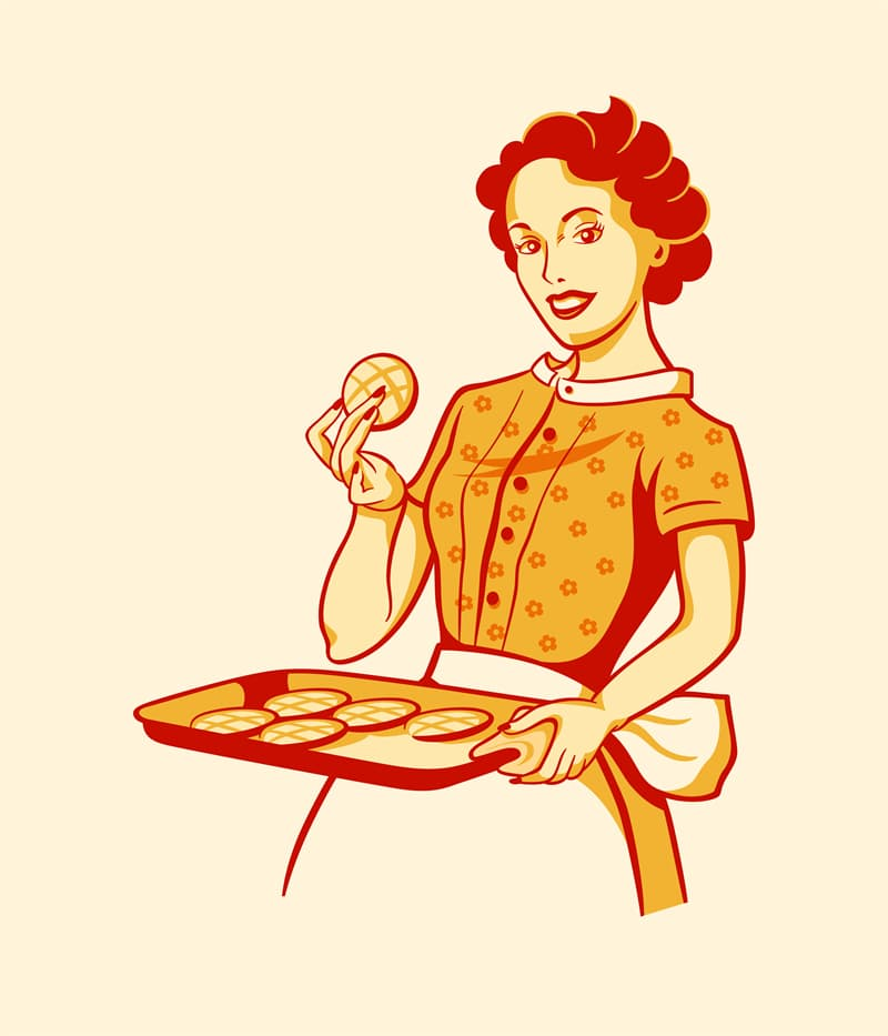 Culture Story: #5 Cookies, maybe crumbs