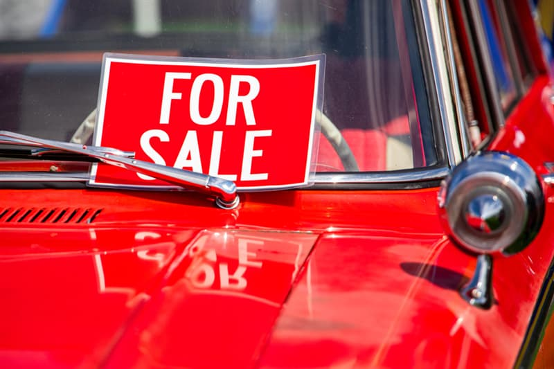 History Story: #2 Selling your car on the street