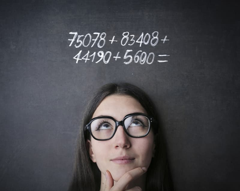 History Story: #3 Doing math in your head