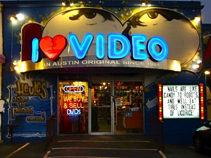 History Story: #4 Using videotapes
