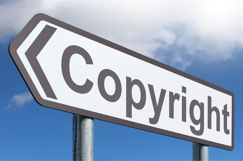 History Story: #1 Copyright
