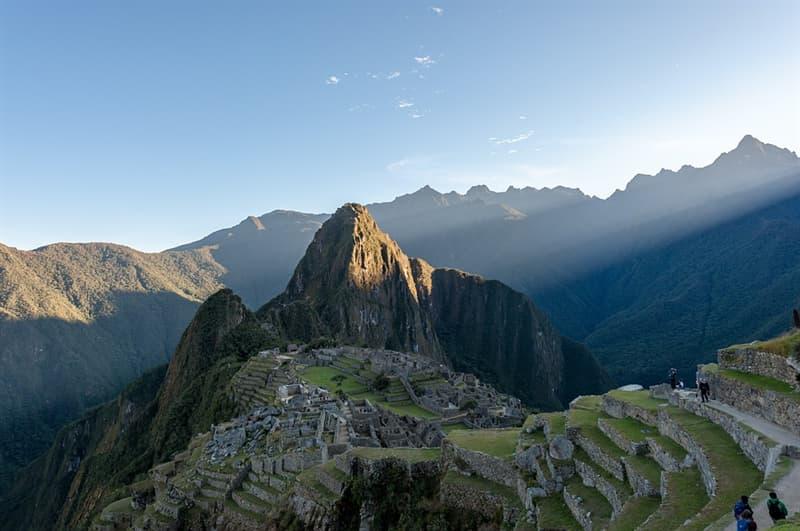 Culture Story: #5 The City Of Incas