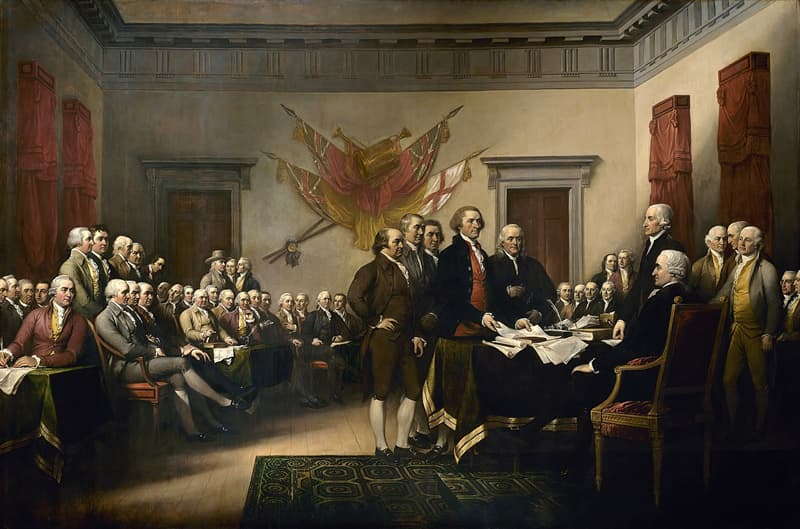 Society Story: #1 The American Revolution