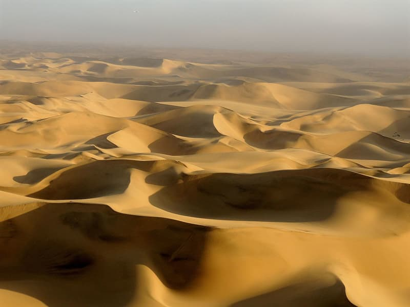 Geography Story: #3 The Namib desert