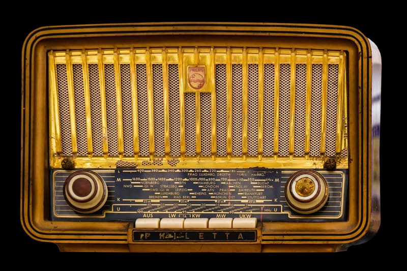 Culture Story: #2 You got your music from the radio