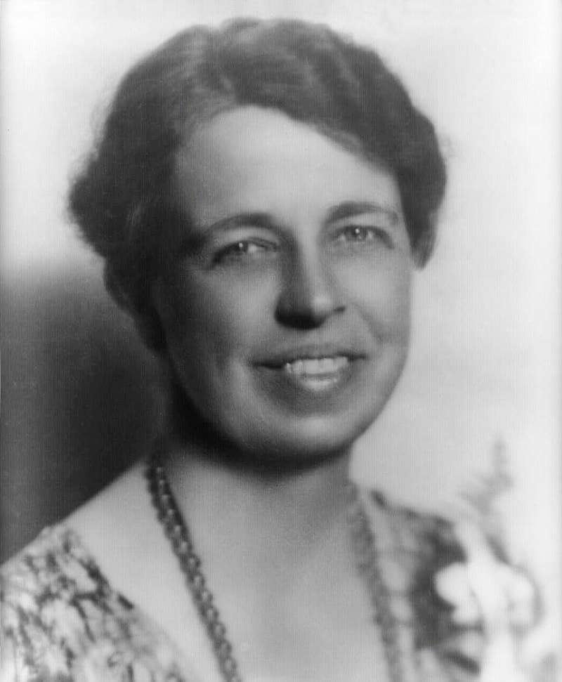 History Story: Eleanor Roosevelt first lady feminist