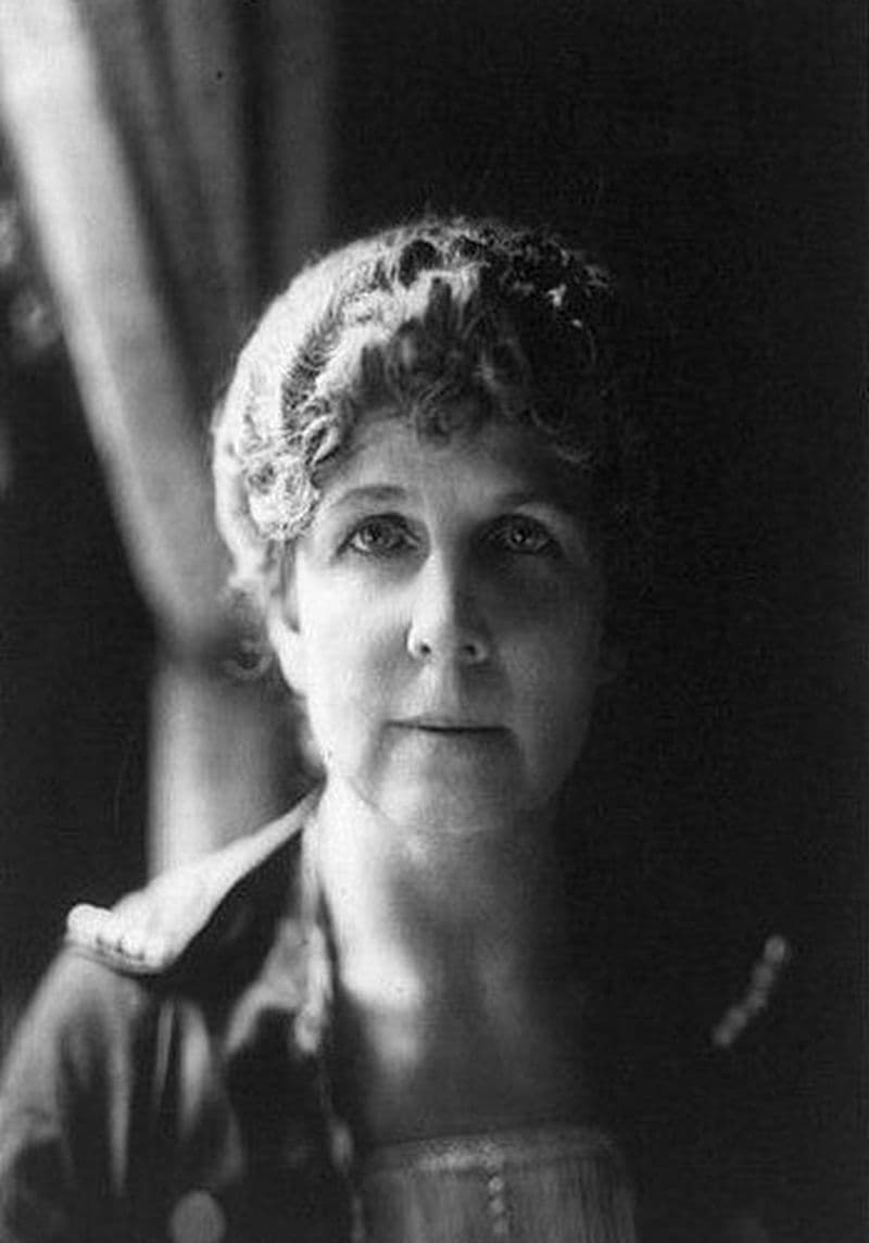 History Story: Florence Harding was accused of murder American first ladies facts