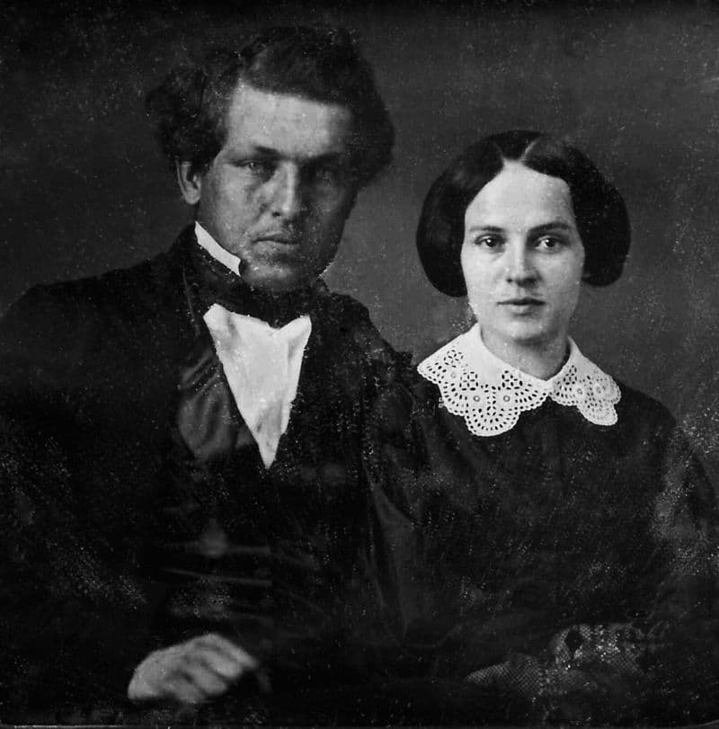 History Story: Lucretia Garfield American first ladies facts