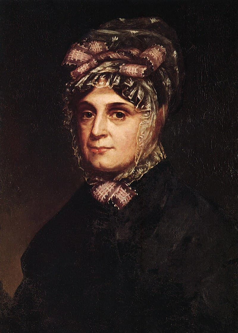 History Story: Anna Harrison American first ladies facts