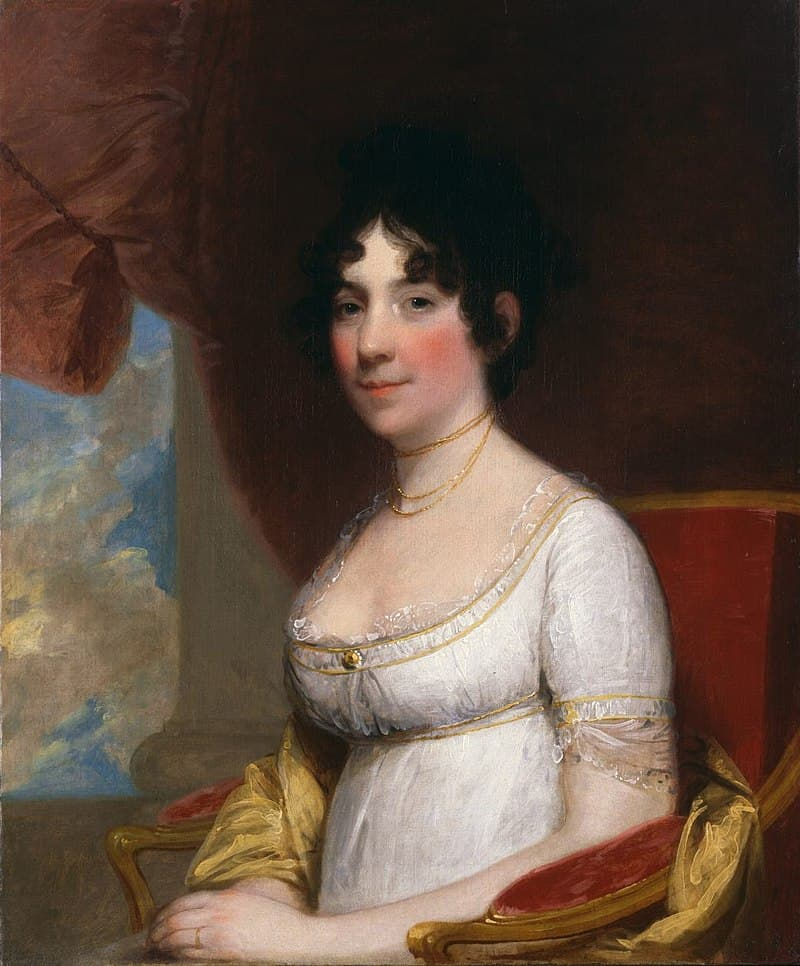 History Story: Dolley Madison congress American first ladies facts