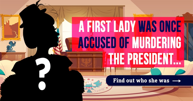 History Story: Top 5 unexpected facts about American first ladies