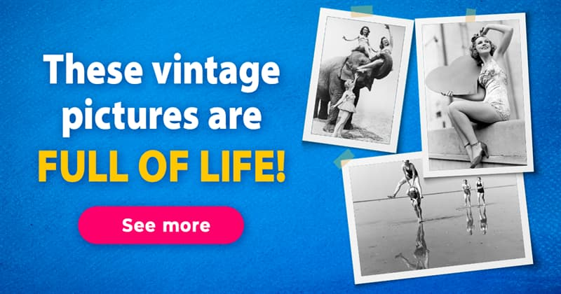 Culture Story: These old pictures prove photography is like a time machine