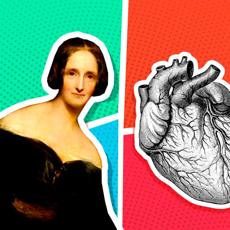 Science Story: #3 I'll never let go of your heart…