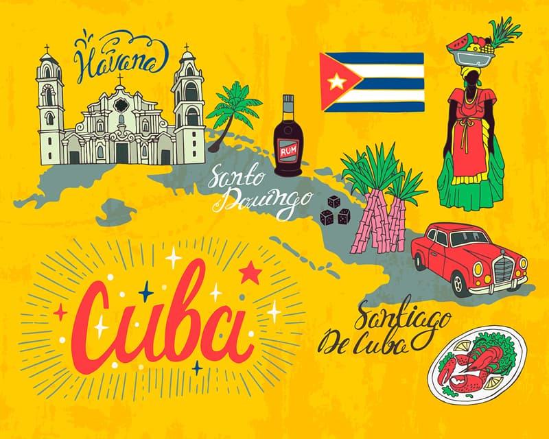 "Geography Story: #1 ""Cuba"" means ""fertile land"""