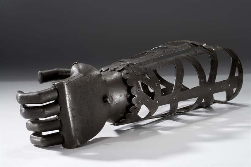 History Story: #3 Who would have imagined there were mechanical prostheses back in the 17th century.