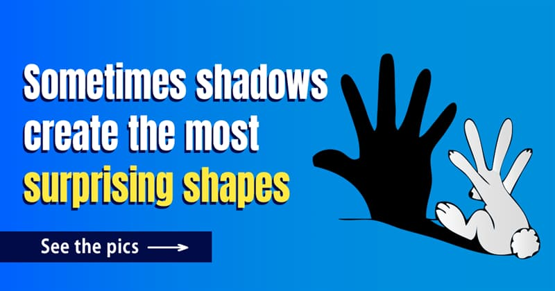funny Story: 8 baffling photos where shadows tell their own stories