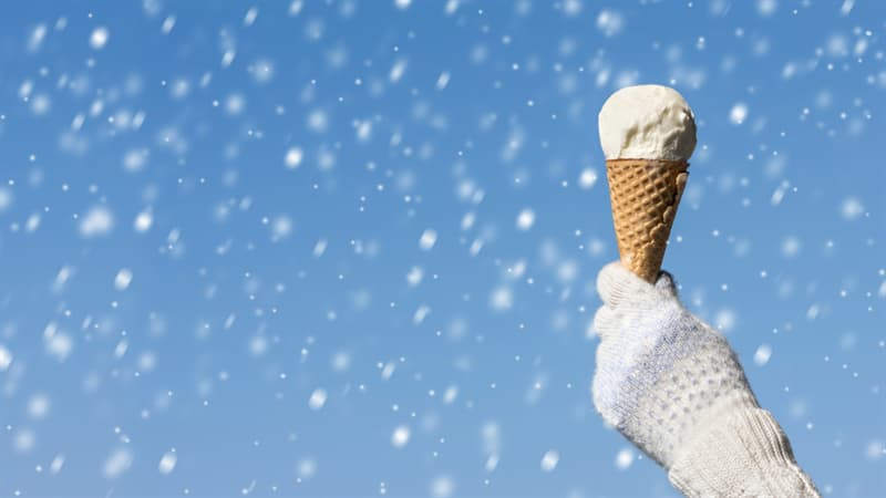 Culture Story: #6 Ice cream will warm you up!
