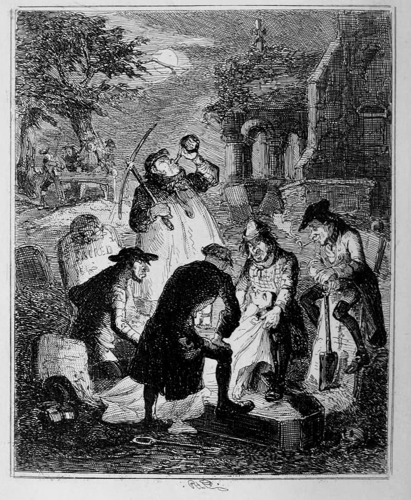 History Story: #8 Body-snatchers or resurrectionists