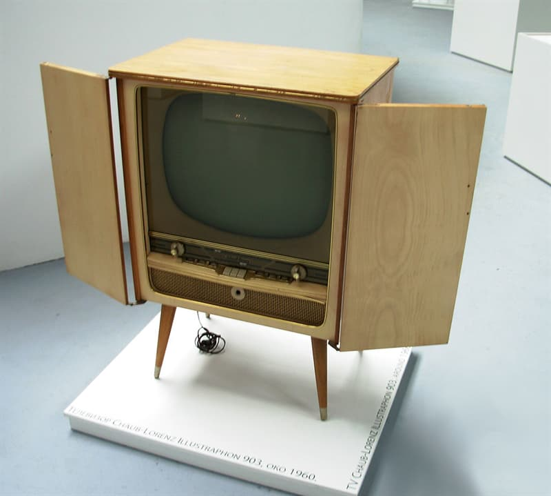 Culture Story: #5 The Reason Televisions Used To Be Round