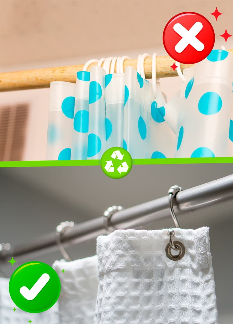 Science Story: #6 Shower curtains