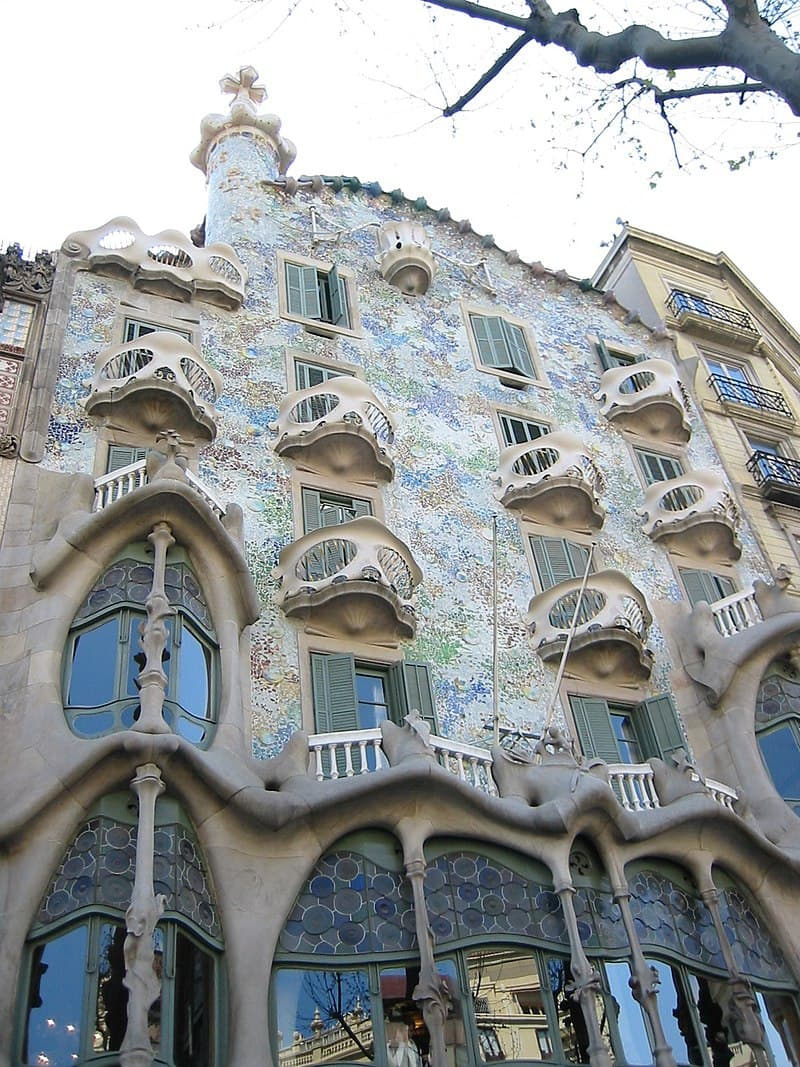 Culture Story: #6 Gaudi was a vegetarian