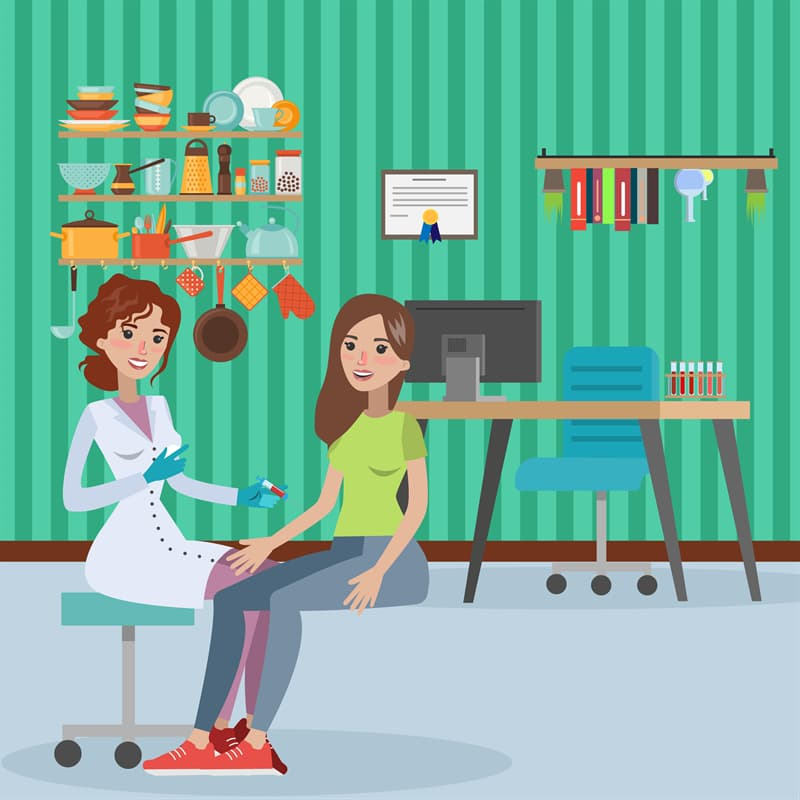 funny Story: #5 At the doctor's office