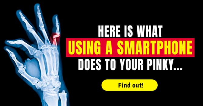 Society Story: 5 common types of smartphone/computer injuries – learn how to avoid them