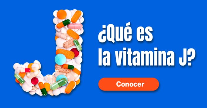 Сiencia Historia: ¿Qué es la vitamina J?