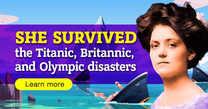 History Story: This unstoppable nurse survived 3 shipwrecks (including the Titanic!)