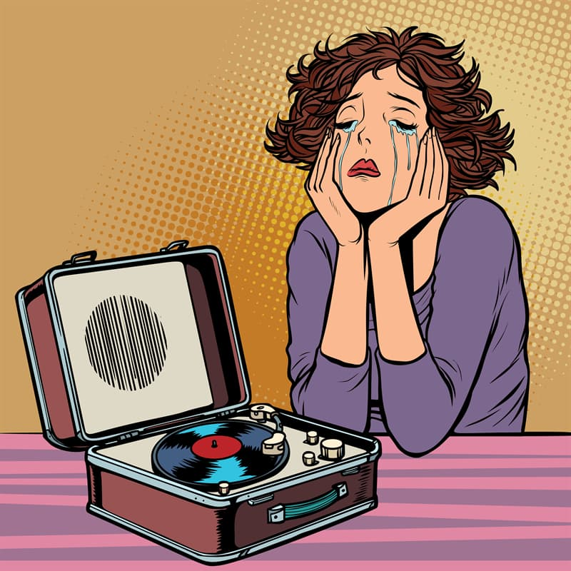 Science Story: #2 Sad Music Can Negatively Impact Mental Health
