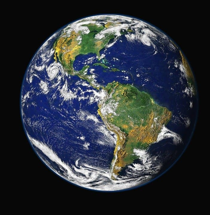 Geography Story: #6  How long would it take to fall through the Earth? 38 minutes!