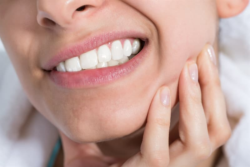 Geography Story: #3 Toothache is the only sensation your teeth can feel