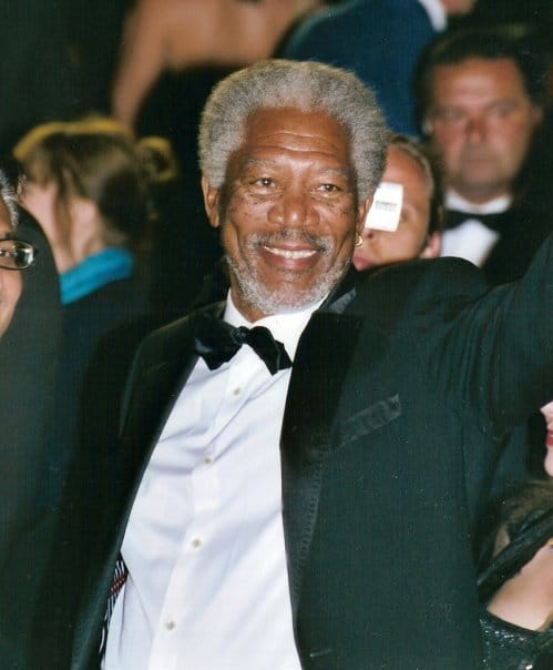 Society Story: #1 Morgan Freeman became famous after 40