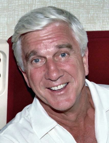 Society Story: #5 Leslie Nielsen made it at 54
