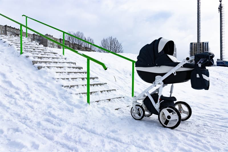 Culture Story: #1 In all Nordic countries, it's normal to leave babies to nap outside even when it's winter. Babies peacefully sleep in prams on sidewalks and terraces.