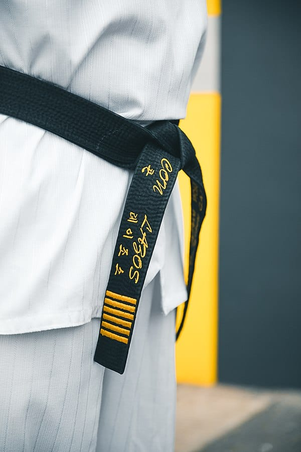 """Geography Story: #10 In Japanese language, the term """"black belt"""" translates to """"First Step"""""""
