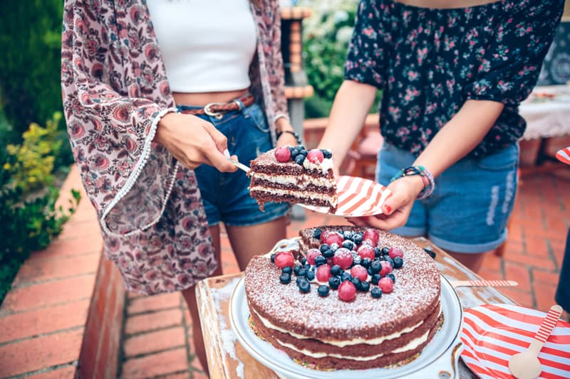 Society Story: #4 Don't lock away party favors – SHARE them with your guests when it's possible