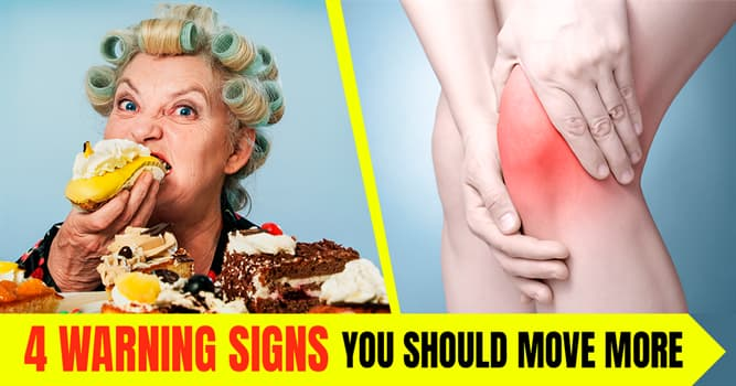 Science Story: 4 signs you should be moving more