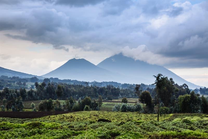 Geography Story: #2 Virunga national park