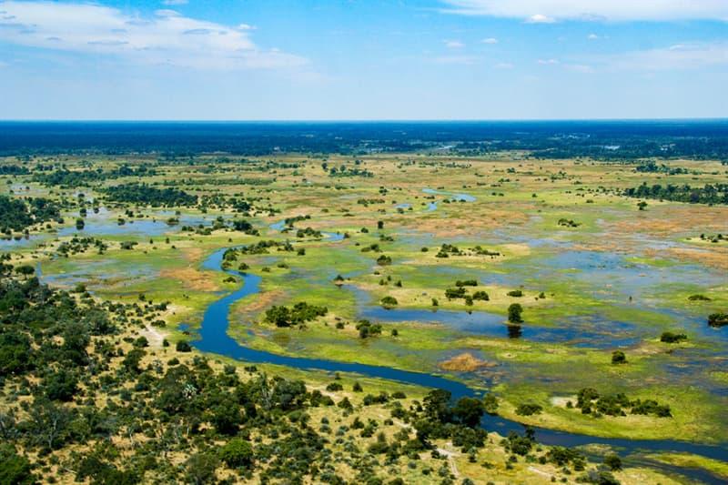 Geography Story: #3 Okavango Delta