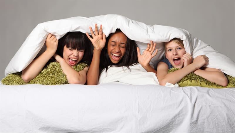 "Culture Story: #2 Aboriginal communities engage in ""group sleep""."